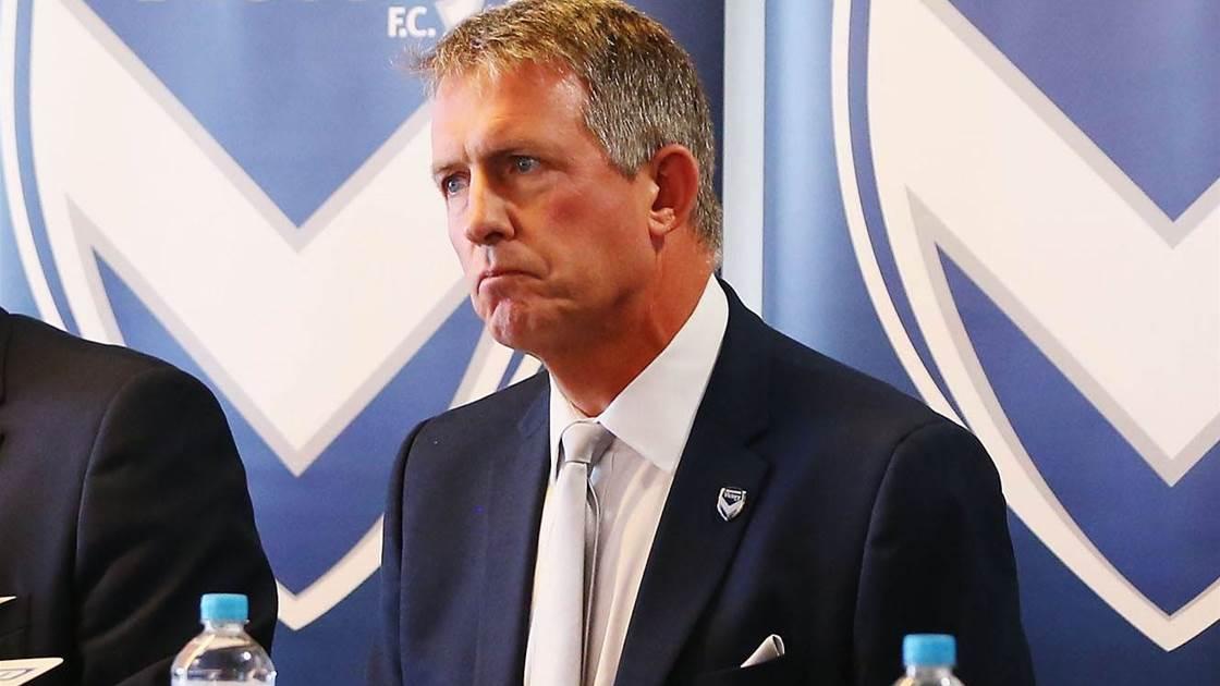 Victory lose CEO to Rowing