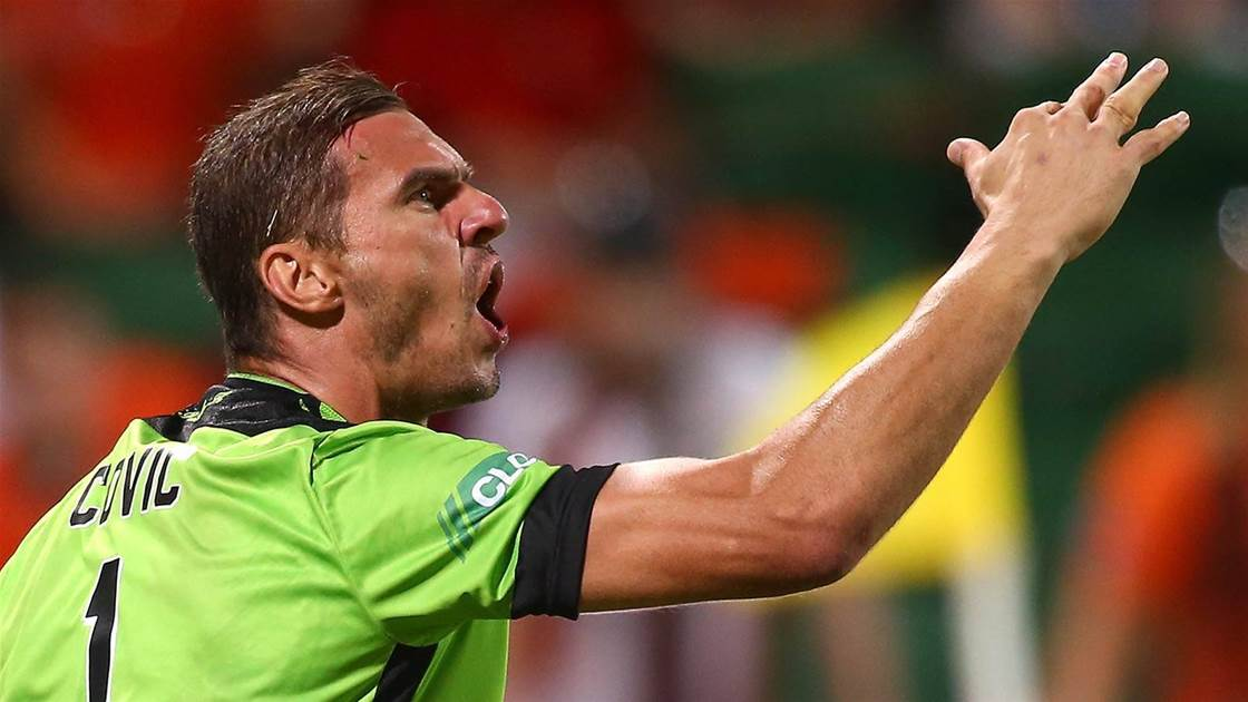 Ante Covic set for record-breaking return