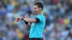 Australian refs denied World Cup chance