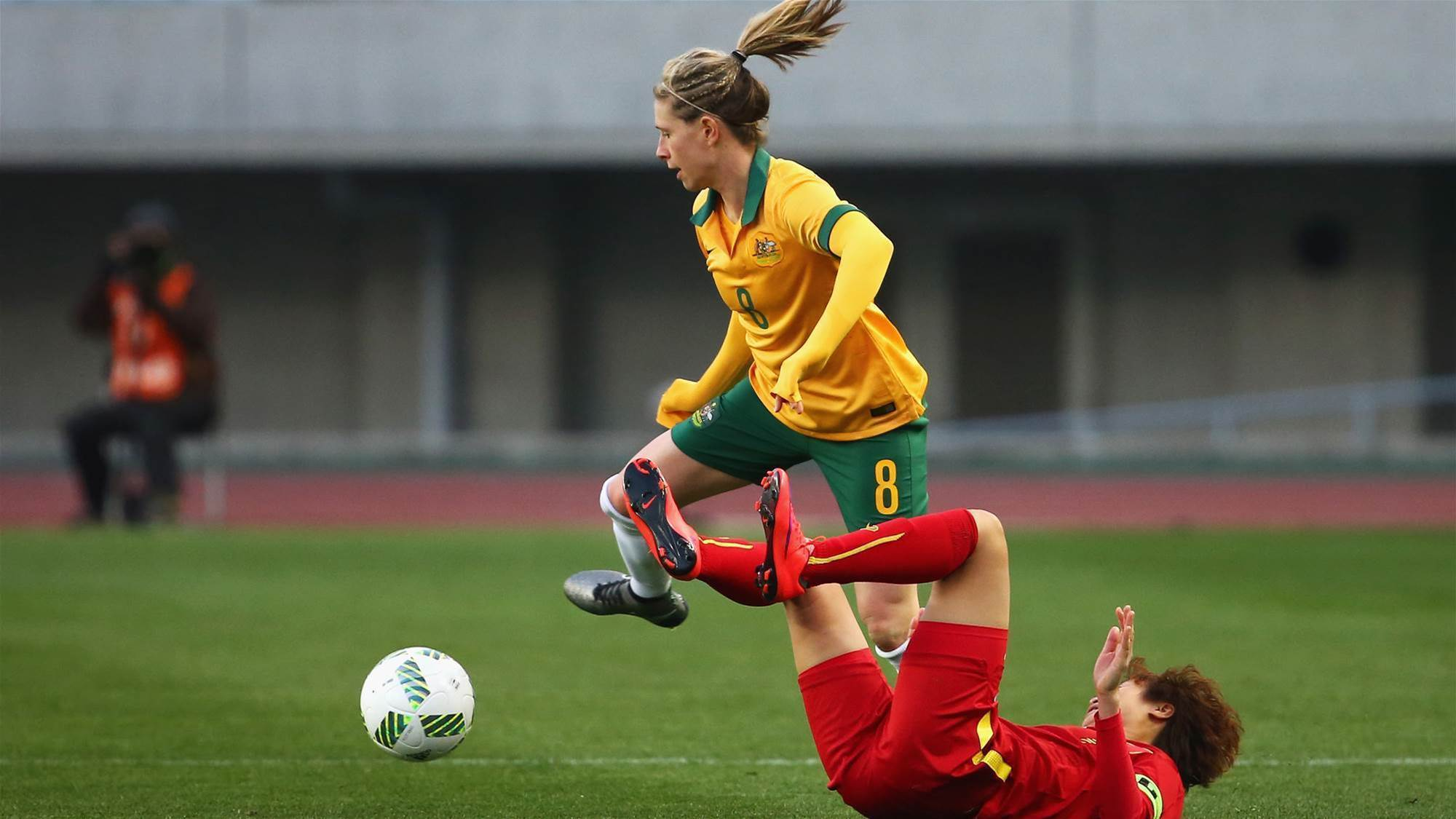 Preview: Vietnam v Matildas