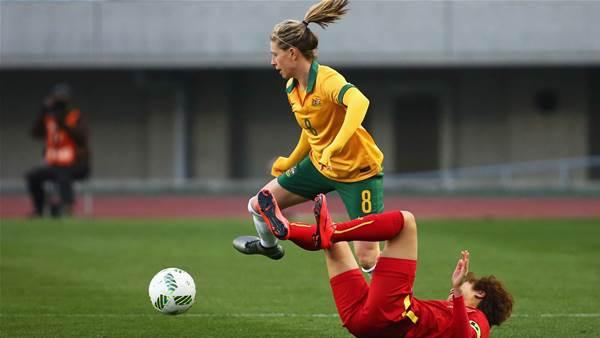 Preview: Vietnam v Matildas