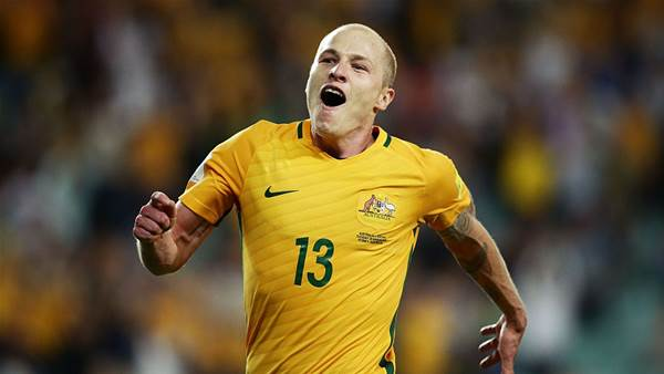 Arnie says Roos' selection toughest yet
