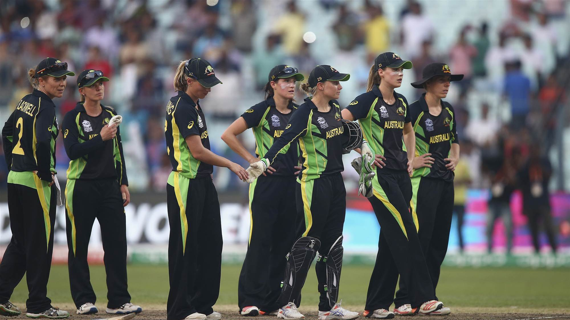Women's World T20 fixtures announced