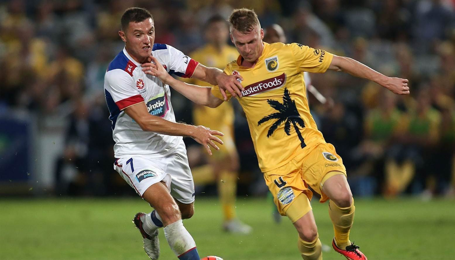 Defender returns to the Mariners