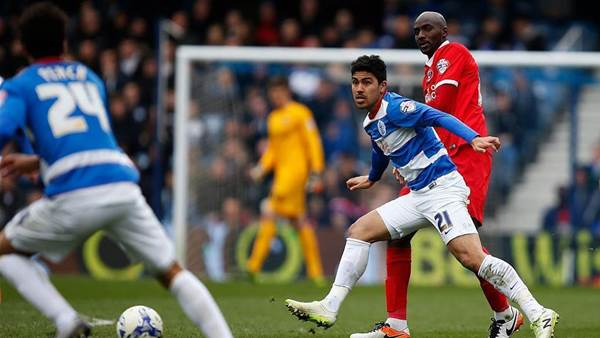 Massimo Luongo loving life at Loftus Road