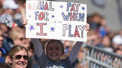 10 ways to explain (to a sexist mate) that women's sport deserves equal pay