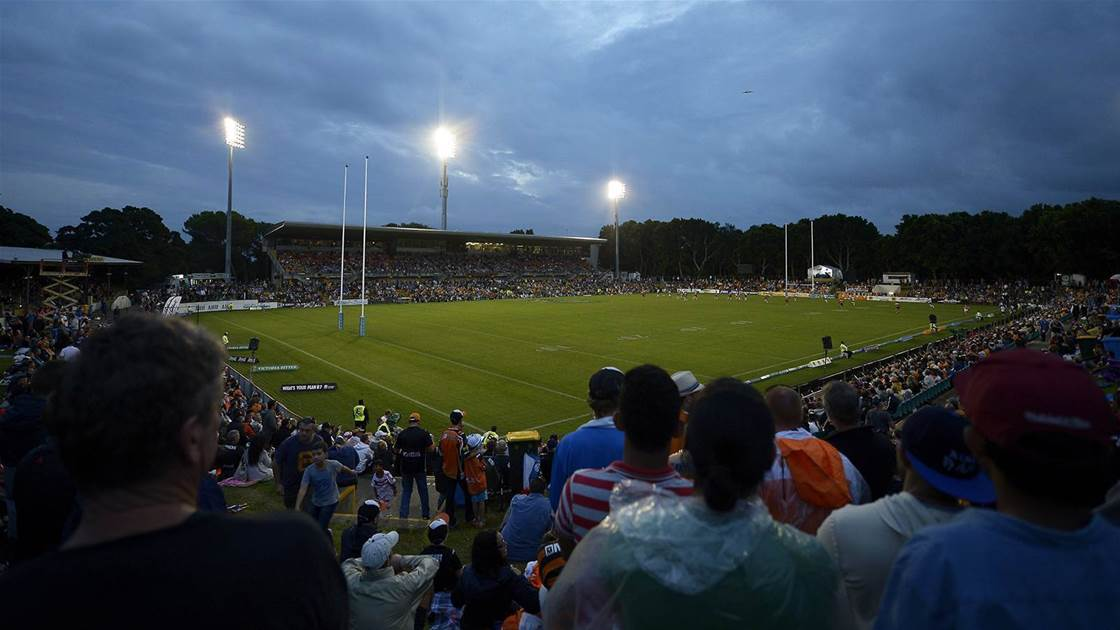 Triple-header Pacific Test for Leichhardt