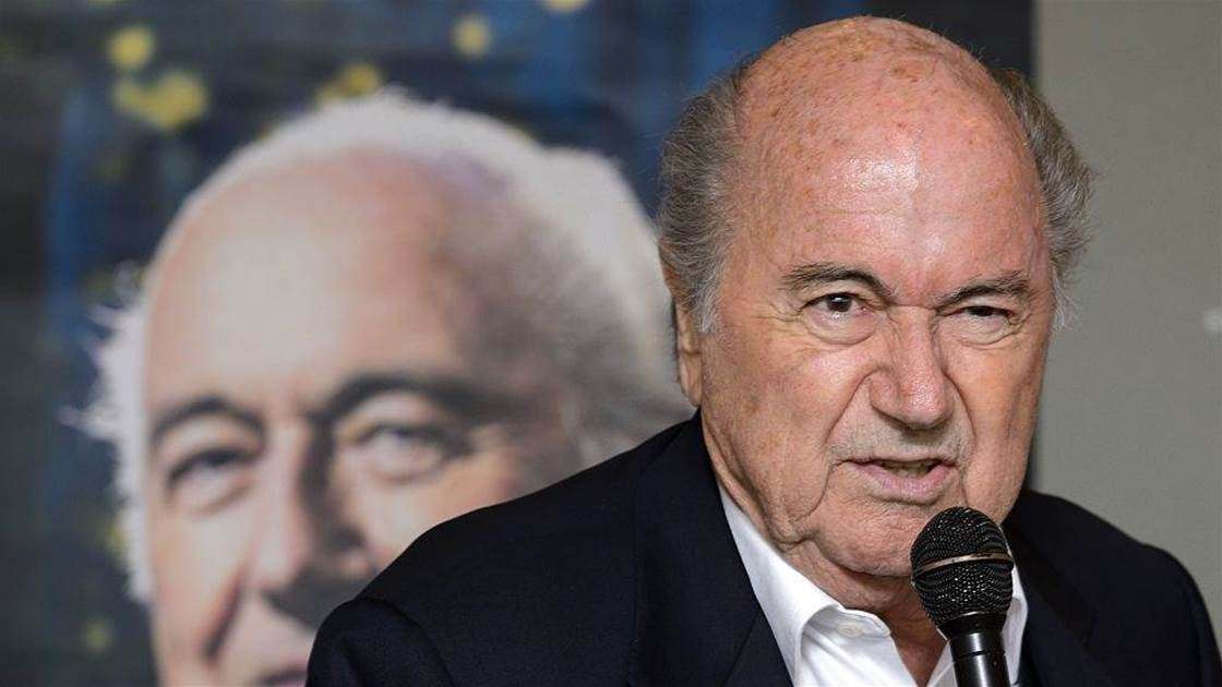 """""""Australia had no chance. Not a chance. Never"""": Blatter's alleged comments on Australian World Cup bid"""