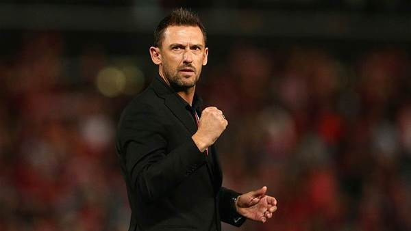 Foster: Popovic could do a better job than van Marwijk