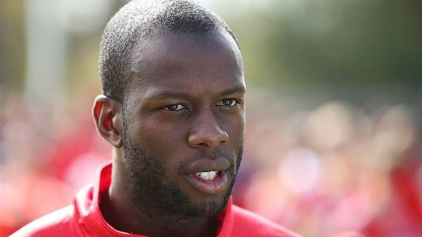 Djite joins Indonesian outfit