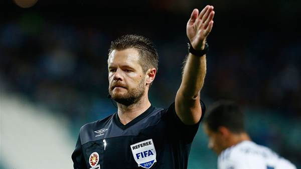 This year's A-League Grand Final referee reveals 'significance' of role