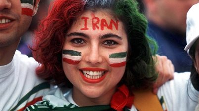 'Her death must not be in vain': Arrested female Iranian fan sets herself on fire outside court