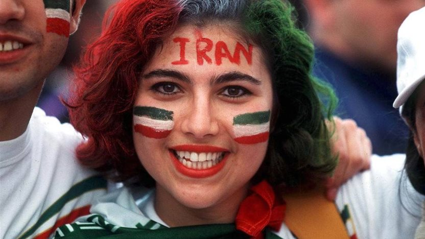 'Her death must not be in vain': Arrested female Iranian fan sets herself on fire outside court