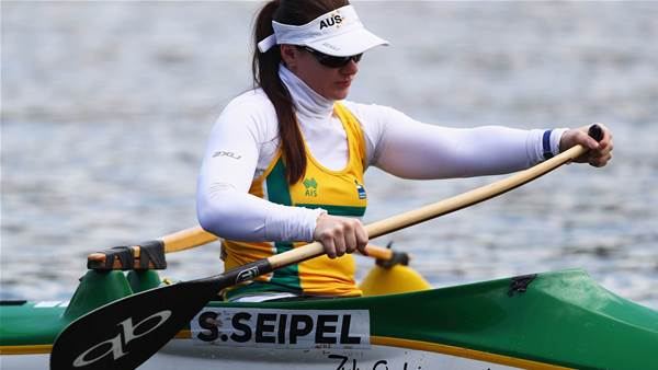 Seipel takes our bronze in Paracone World Cup