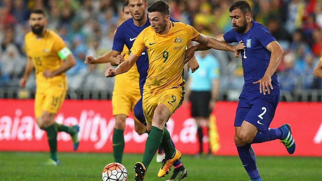 Mariners swoop for Giannou