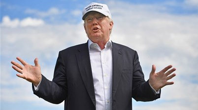 PGA boss 'would love' to see Trump in Australia
