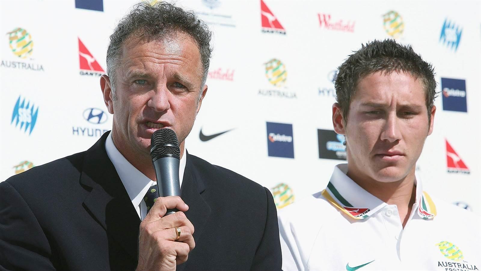 Arnie's bid to find a club for Mark Milligan