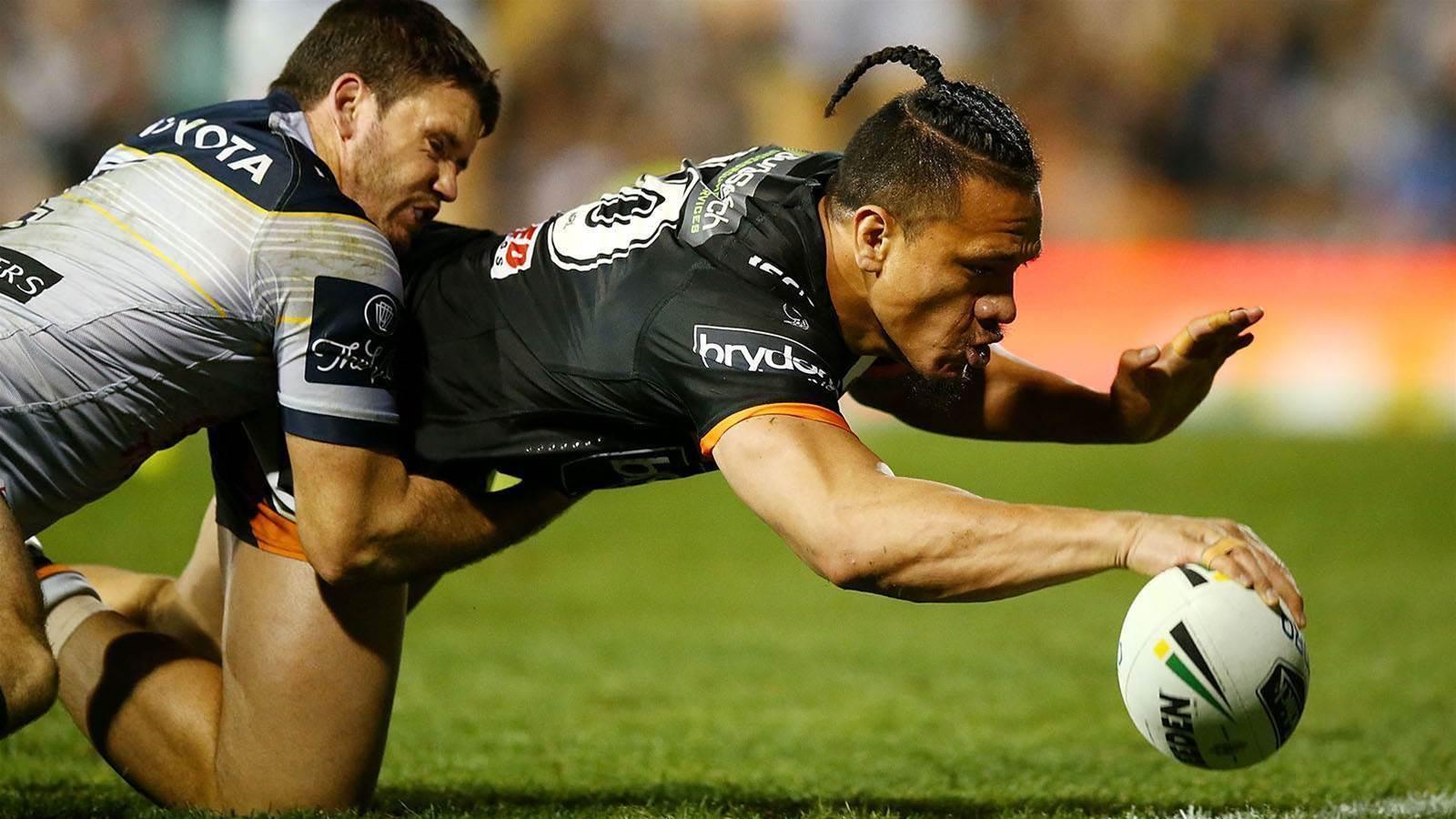 Canterbury Bulldogs snap up Jesse Sue