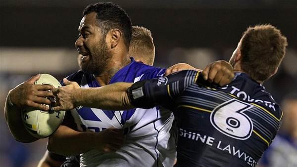 Parramatta forward handed two game ban