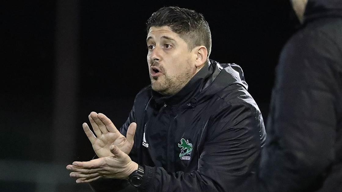 Papas changing Newcastle's A-League development model