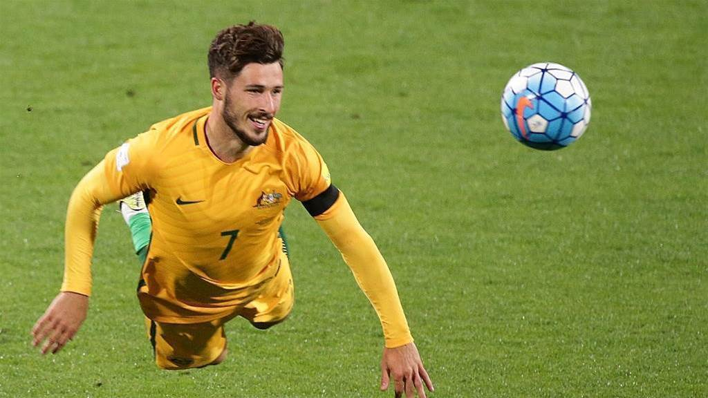 Is Leckie the Socceroos' Asian Cup key?