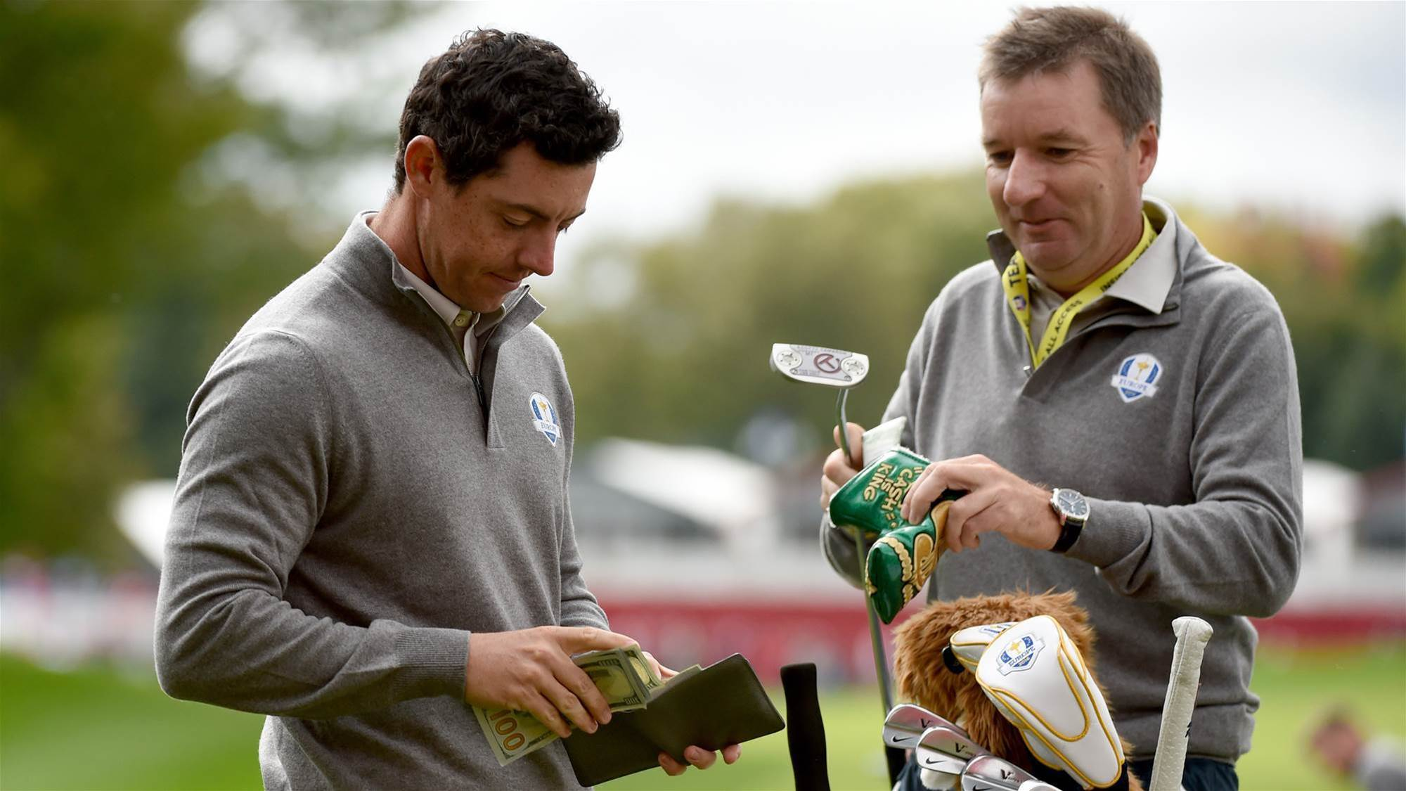 Betting won't harm golf: Rory McIlroy