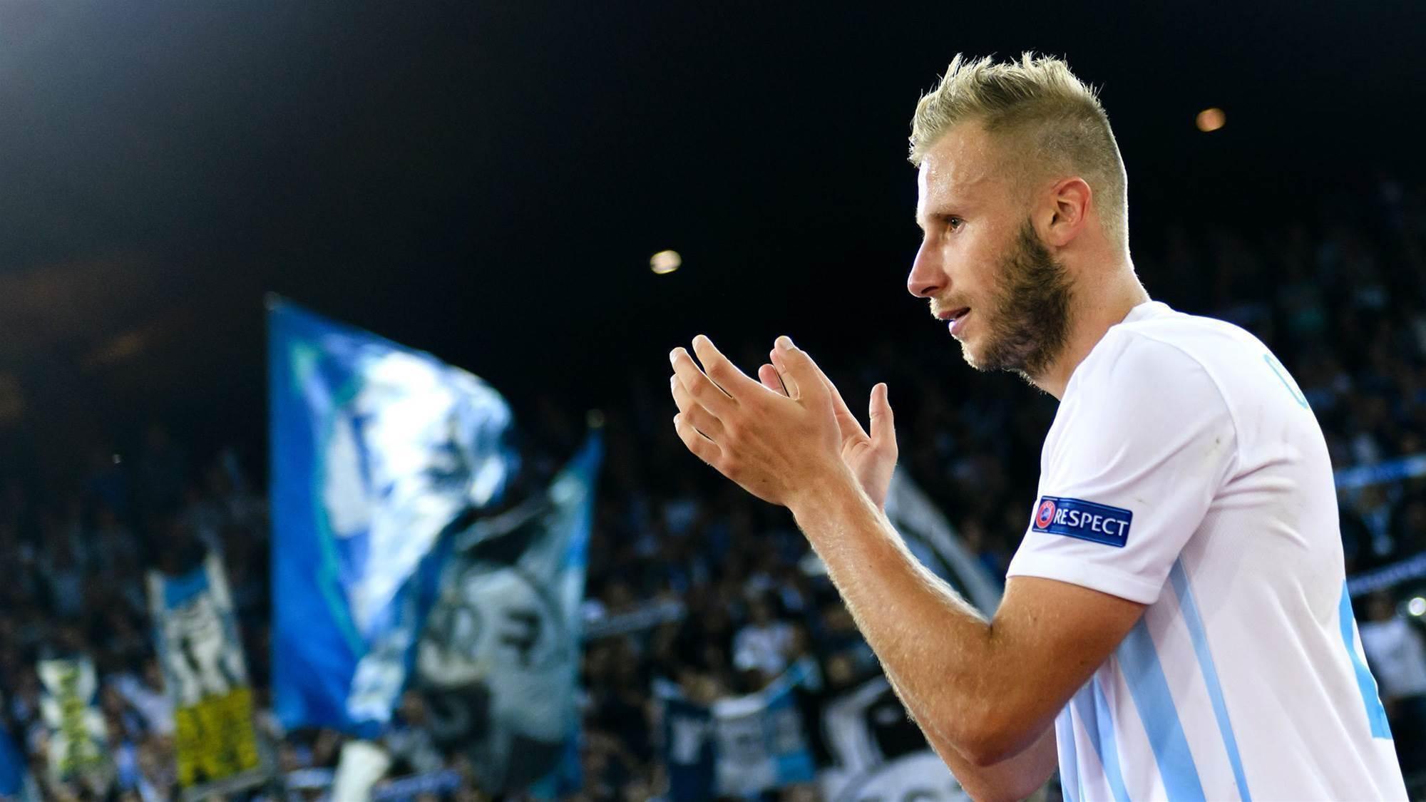 Adelaide United sign Slovenian striker