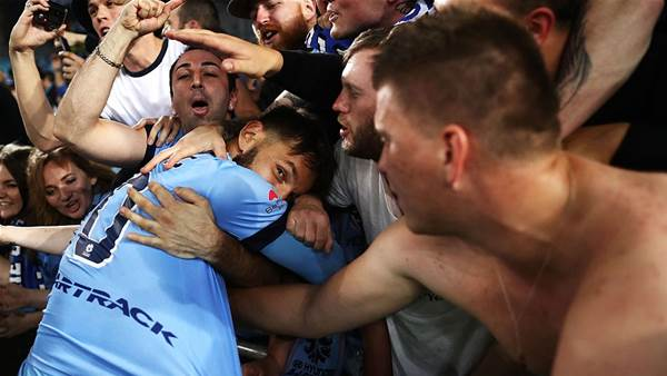 Sydney sweating on Ninkovic for A-League Grand Final