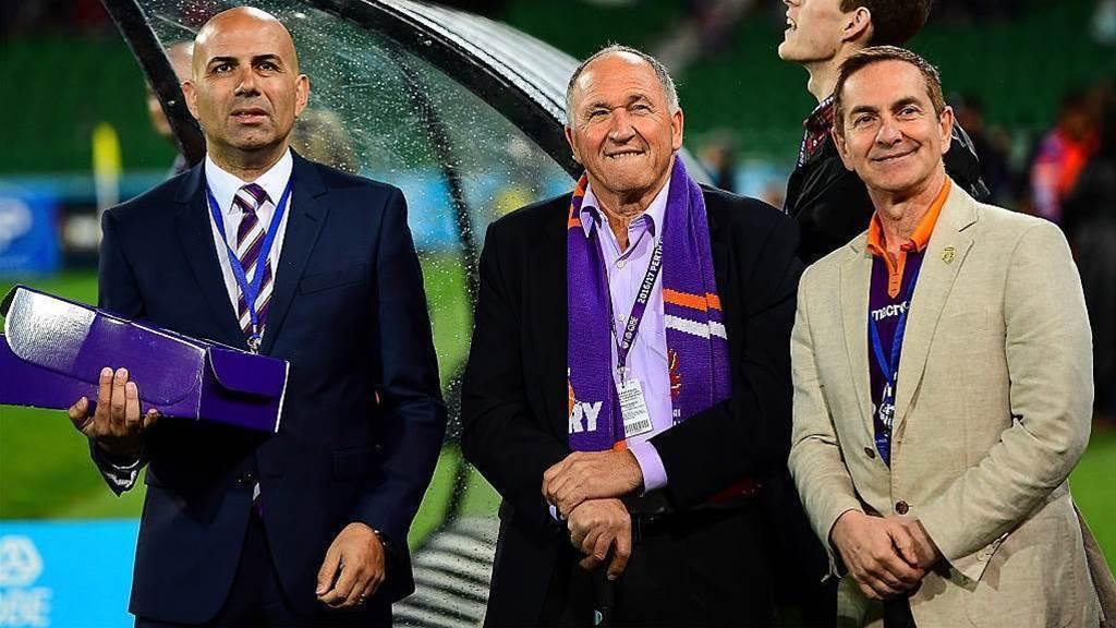Perth Glory denies sale to Dutch club