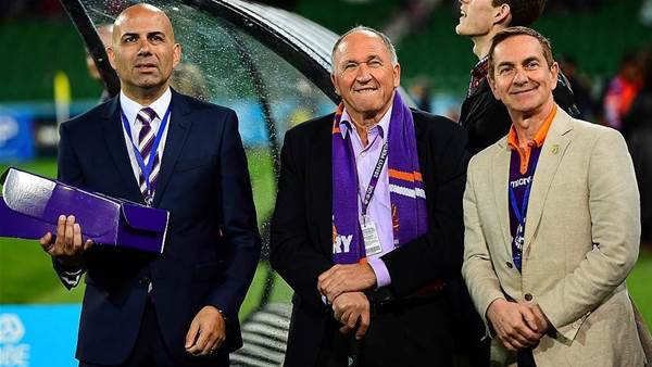 Perth Glory denies sale to Dutch club