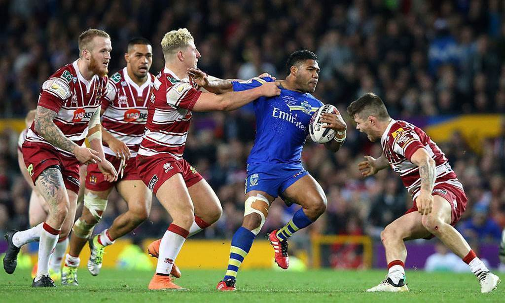 Super League's Salford in for Sandow