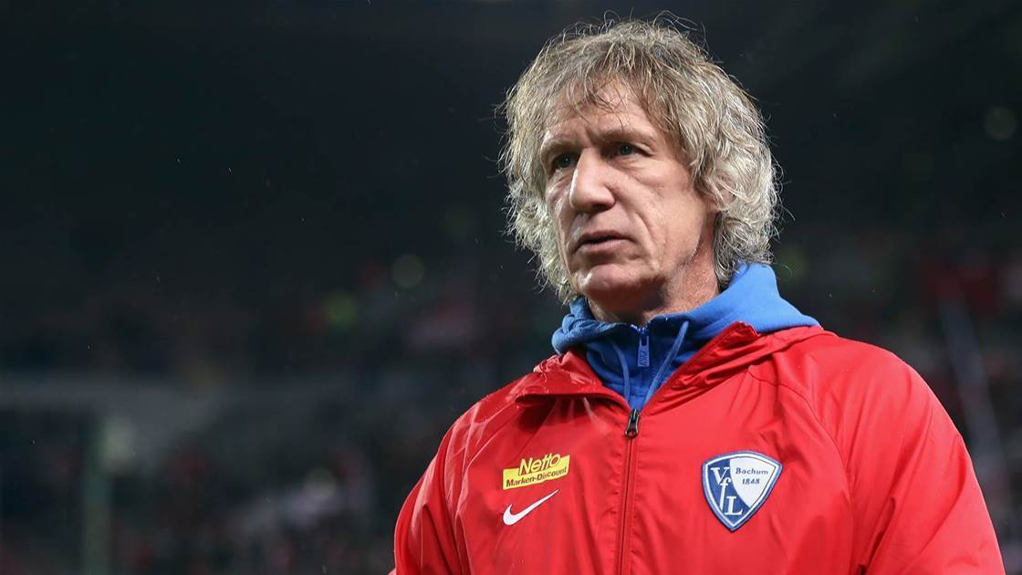 Verbeek: I am coming to improve the quality of football