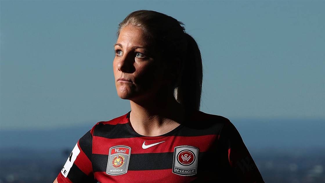 With Matildas gone, W-League's forgotten veterans 'want to mentor the next generation'