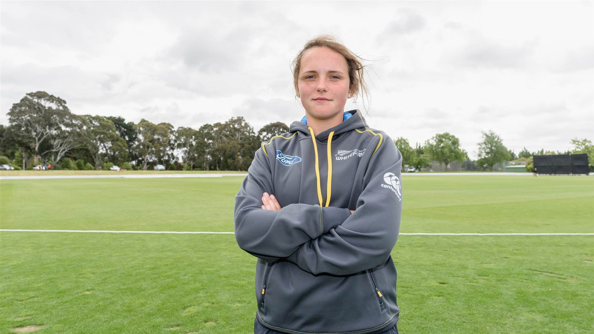 Young Kiwi breaks Belinda Clark's record