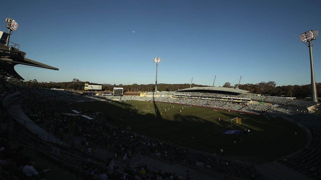Canberra bid lines up major Euro club partner