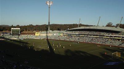 Canberra set to host three internationals