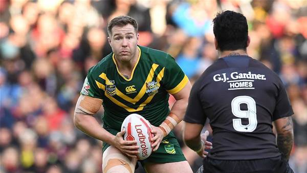 Merrin: Bennett backed me to come to Super League