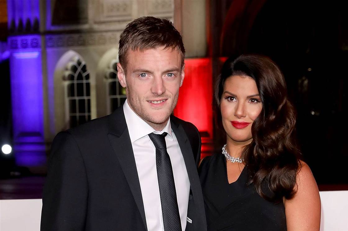 Jamie and Rebekah Vardy fail to trademark 'Chat s***, get banged' phrase