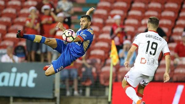 Victory's Nabbout has 'respect' for Jets