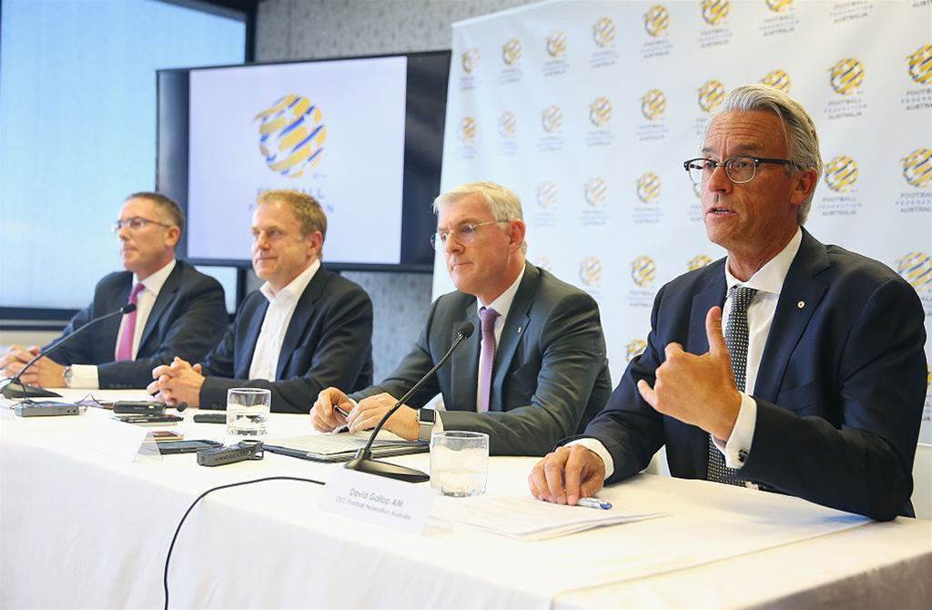 AAFC pushing second tier in FIFA and FFA meeting