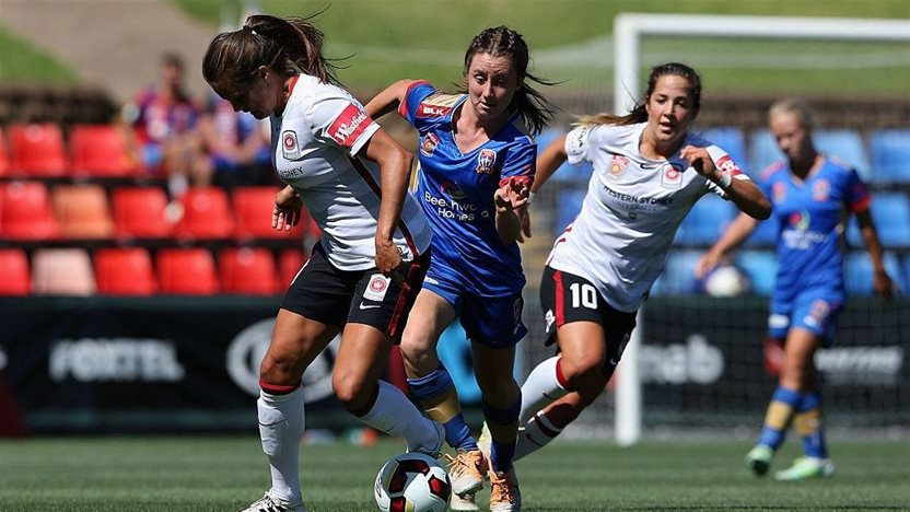 W-League and NPLW stars use COVID shutdown for inspiring MS fundraiser