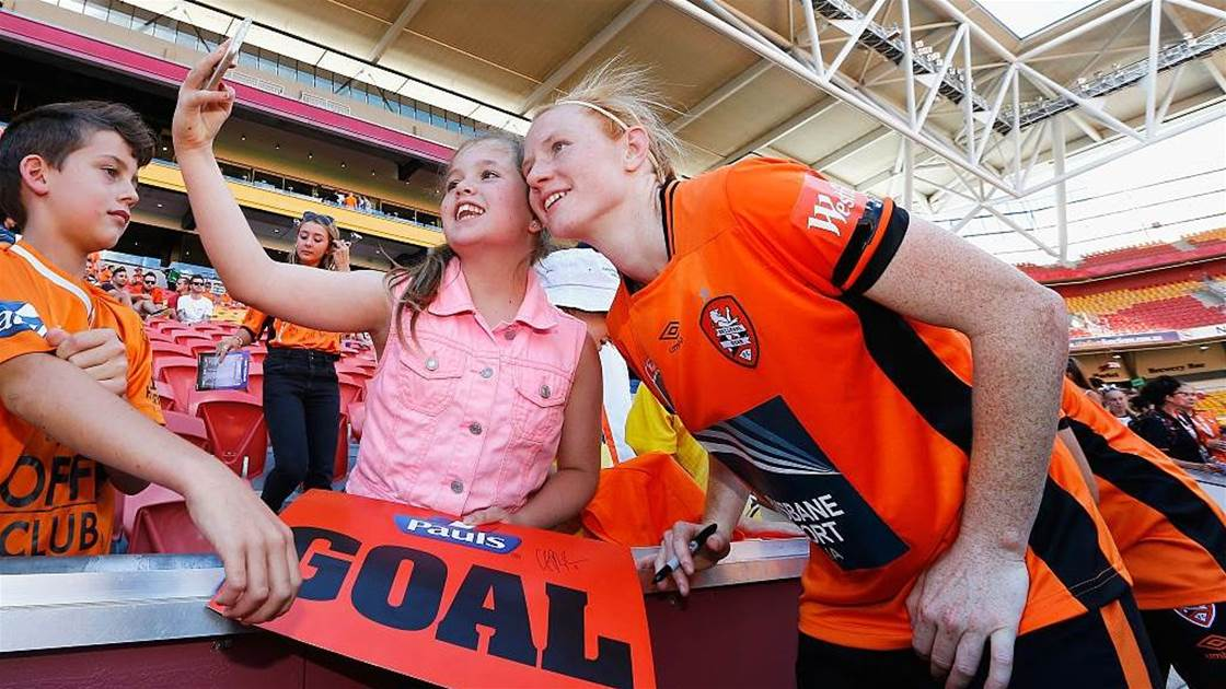W-League scheduling isn't to blame for 'worryingly' low crowd numbers