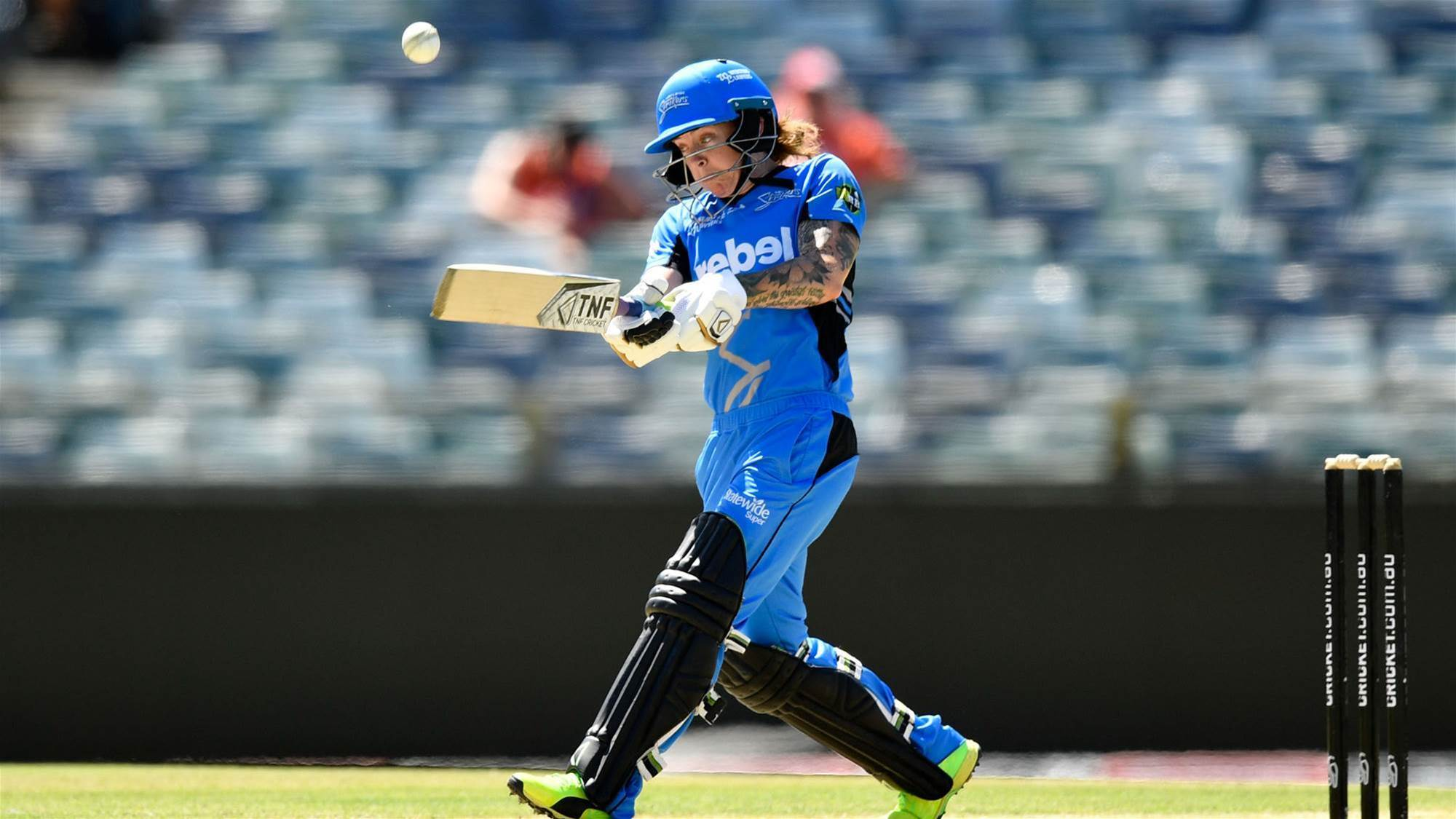 Coyte signs with Adelaide Strikers