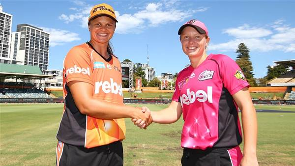 WBBL Final Preview: Sydney Sixers vs Perth Scorchers
