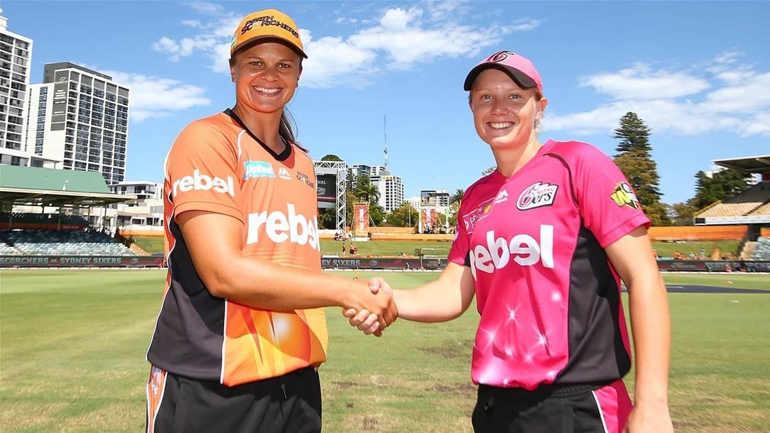WBBL Final Preview: Sydney Sixers vs Perth Scorchers