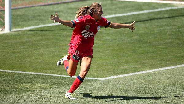 Huerta to make W-League return