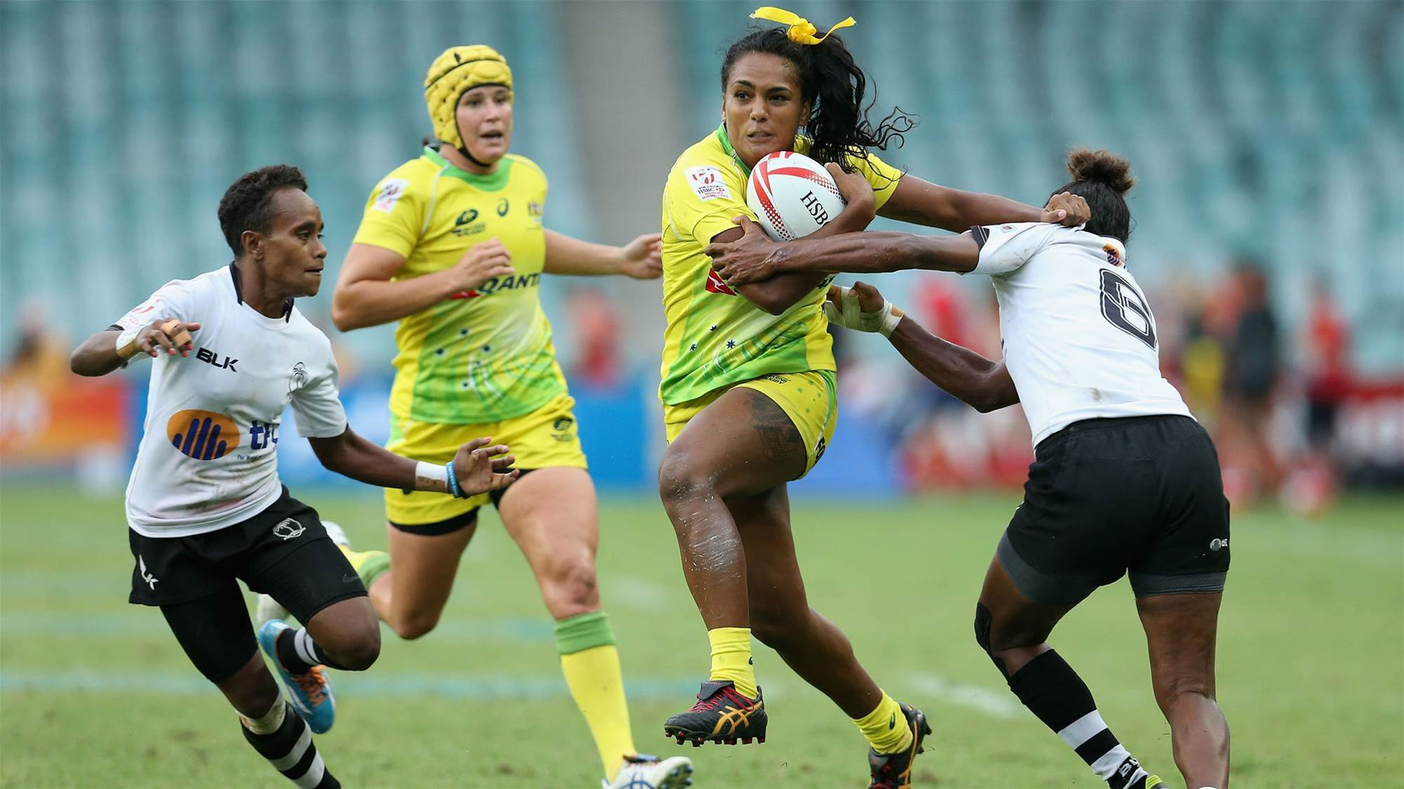 Determined Murphy back in Aussie Sevens