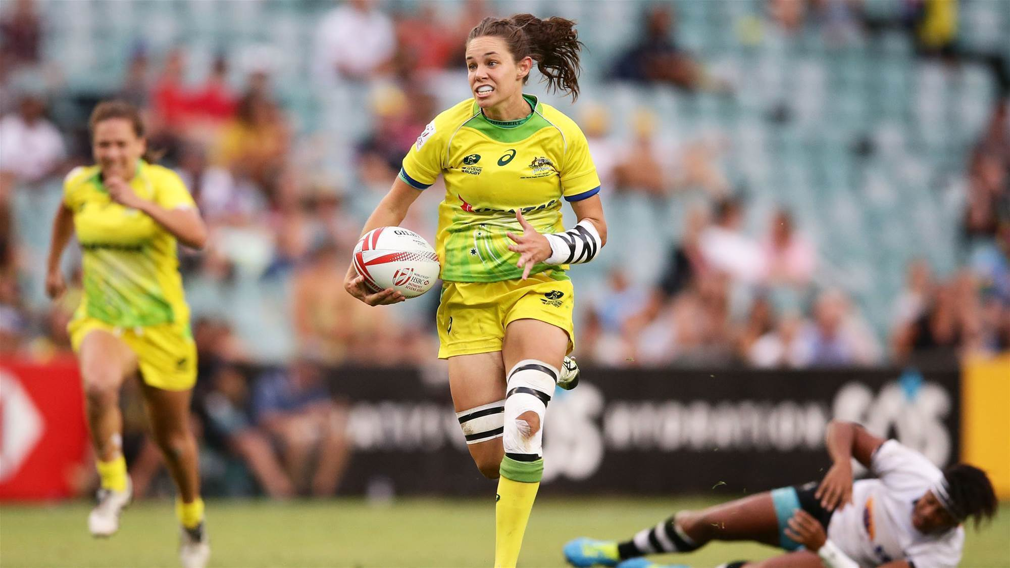 Carlton sign former Aussie 7s pair