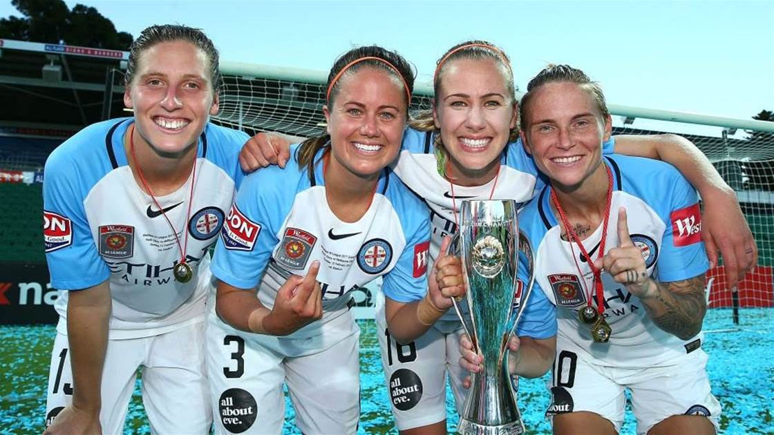 City's four-time W-League champ could have been a Matilda...now Europe awaits