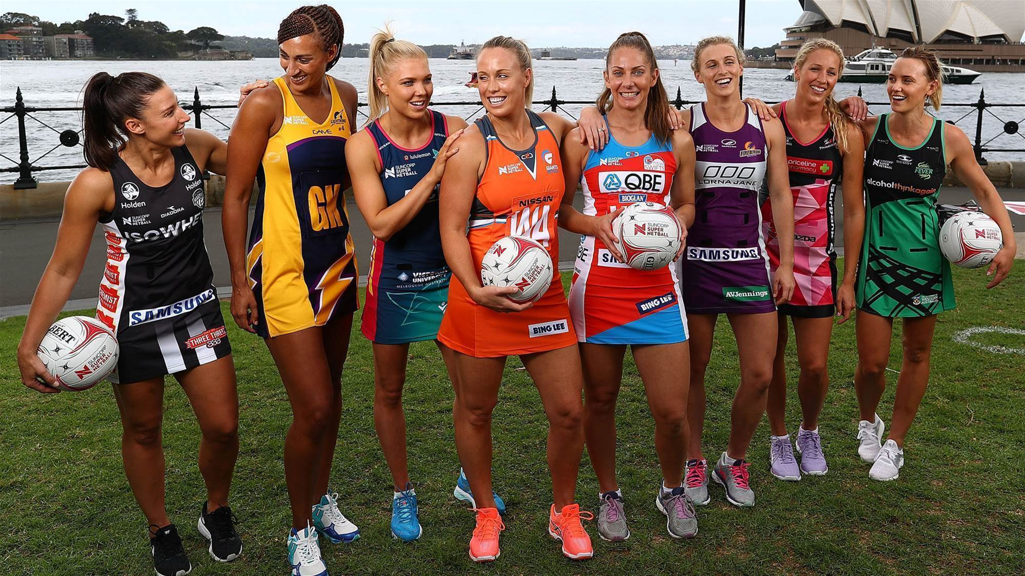 Is Super Netball leading the way?